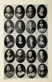 Page 14, 1921 Edition, Business High School - Commercial Record Yearbook (Pittsburgh, PA) online yearbook collection