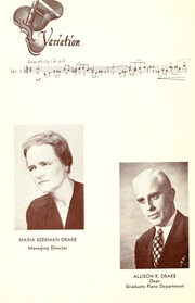Page 10, 1947 Edition, Philadelphia Conservatory of Music - Variations Yearbook (Philadelphia, PA) online yearbook collection