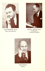 Page 12, 1947 Edition, Philadelphia Conservatory of Music - Variations Yearbook (Philadelphia, PA) online yearbook collection
