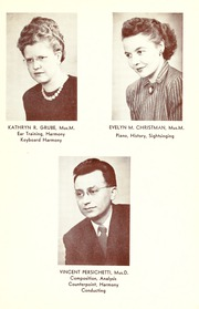 Page 13, 1947 Edition, Philadelphia Conservatory of Music - Variations Yearbook (Philadelphia, PA) online yearbook collection