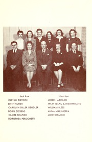 Page 15, 1947 Edition, Philadelphia Conservatory of Music - Variations Yearbook (Philadelphia, PA) online yearbook collection