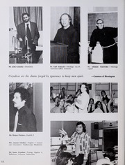 Page 16, 1975 Edition, Archbishop Ryan High School for Boys - Arrow Yearbook (Philadelphia, PA) online yearbook collection