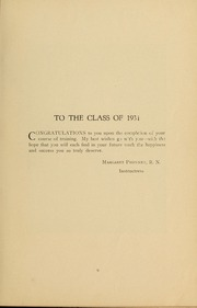 Page 11, 1931 Edition, Medical College Hospital School of Nursing - Cap and Candle Yearbook (Philadelphia, PA) online yearbook collection