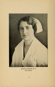 Page 12, 1931 Edition, Medical College Hospital School of Nursing - Cap and Candle Yearbook (Philadelphia, PA) online yearbook collection