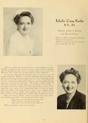 Page 10, 1947 Edition, Medical College Hospital School of Nursing - Cap and Candle Yearbook (Philadelphia, PA) online yearbook collection