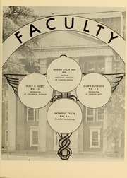Page 11, 1947 Edition, Medical College Hospital School of Nursing - Cap and Candle Yearbook (Philadelphia, PA) online yearbook collection