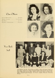 Page 15, 1947 Edition, Medical College Hospital School of Nursing - Cap and Candle Yearbook (Philadelphia, PA) online yearbook collection