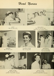 Page 14, 1953 Edition, Medical College Hospital School of Nursing - Cap and Candle Yearbook (Philadelphia, PA) online yearbook collection