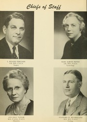 Page 16, 1953 Edition, Medical College Hospital School of Nursing - Cap and Candle Yearbook (Philadelphia, PA) online yearbook collection