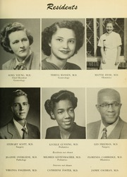 Page 17, 1953 Edition, Medical College Hospital School of Nursing - Cap and Candle Yearbook (Philadelphia, PA) online yearbook collection