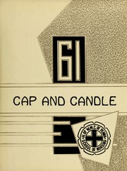 Page 1, 1961 Edition, Medical College Hospital School of Nursing - Cap and Candle Yearbook (Philadelphia, PA) online yearbook collection