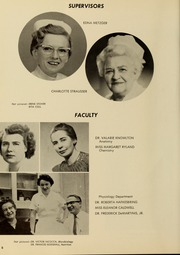 Page 10, 1961 Edition, Medical College Hospital School of Nursing - Cap and Candle Yearbook (Philadelphia, PA) online yearbook collection