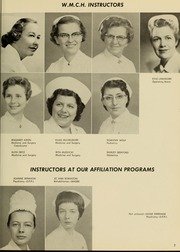 Page 11, 1961 Edition, Medical College Hospital School of Nursing - Cap and Candle Yearbook (Philadelphia, PA) online yearbook collection