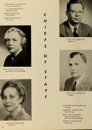 Page 12, 1961 Edition, Medical College Hospital School of Nursing - Cap and Candle Yearbook (Philadelphia, PA) online yearbook collection