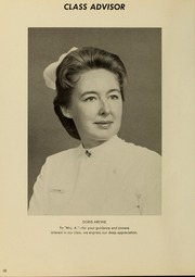 Page 14, 1961 Edition, Medical College Hospital School of Nursing - Cap and Candle Yearbook (Philadelphia, PA) online yearbook collection