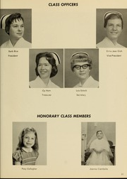 Page 15, 1961 Edition, Medical College Hospital School of Nursing - Cap and Candle Yearbook (Philadelphia, PA) online yearbook collection