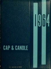 1964 Edition, Medical College Hospital School of Nursing - Cap and Candle Yearbook (Philadelphia, PA)