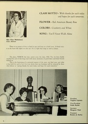 Page 10, 1966 Edition, Medical College Hospital School of Nursing - Cap and Candle Yearbook (Philadelphia, PA) online yearbook collection
