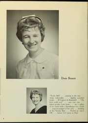 Page 12, 1966 Edition, Medical College Hospital School of Nursing - Cap and Candle Yearbook (Philadelphia, PA) online yearbook collection