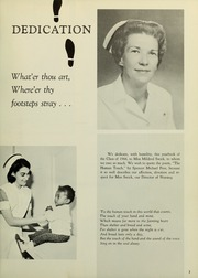 Page 7, 1966 Edition, Medical College Hospital School of Nursing - Cap and Candle Yearbook (Philadelphia, PA) online yearbook collection