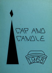 1968 Edition, Medical College Hospital School of Nursing - Cap and Candle Yearbook (Philadelphia, PA)