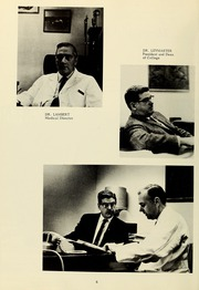 Page 10, 1969 Edition, Medical College Hospital School of Nursing - Cap and Candle Yearbook (Philadelphia, PA) online yearbook collection