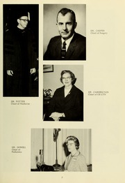 Page 11, 1969 Edition, Medical College Hospital School of Nursing - Cap and Candle Yearbook (Philadelphia, PA) online yearbook collection