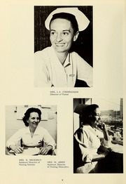 Page 12, 1969 Edition, Medical College Hospital School of Nursing - Cap and Candle Yearbook (Philadelphia, PA) online yearbook collection