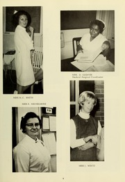 Page 13, 1969 Edition, Medical College Hospital School of Nursing - Cap and Candle Yearbook (Philadelphia, PA) online yearbook collection