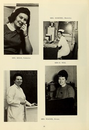 Page 14, 1969 Edition, Medical College Hospital School of Nursing - Cap and Candle Yearbook (Philadelphia, PA) online yearbook collection