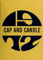 1972 Edition, Medical College Hospital School of Nursing - Cap and Candle Yearbook (Philadelphia, PA)