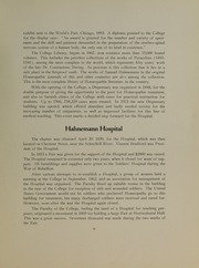 Page 13, 1927 Edition, Hahnemann Hospital School of Nursing - Hahnoscope Yearbook (Philadelphia, PA) online yearbook collection