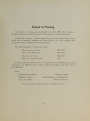 Page 15, 1927 Edition, Hahnemann Hospital School of Nursing - Hahnoscope Yearbook (Philadelphia, PA) online yearbook collection