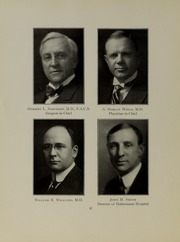 Page 16, 1927 Edition, Hahnemann Hospital School of Nursing - Hahnoscope Yearbook (Philadelphia, PA) online yearbook collection