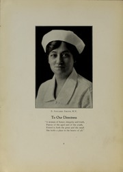 Page 10, 1929 Edition, Hahnemann Hospital School of Nursing - Hahnoscope Yearbook (Philadelphia, PA) online yearbook collection