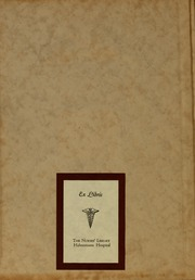 Page 2, 1929 Edition, Hahnemann Hospital School of Nursing - Hahnoscope Yearbook (Philadelphia, PA) online yearbook collection