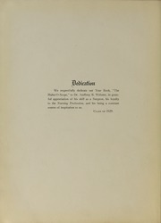 Page 8, 1929 Edition, Hahnemann Hospital School of Nursing - Hahnoscope Yearbook (Philadelphia, PA) online yearbook collection