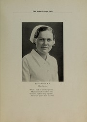 Page 13, 1933 Edition, Hahnemann Hospital School of Nursing - Hahnoscope Yearbook (Philadelphia, PA) online yearbook collection