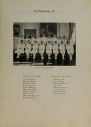 Page 15, 1933 Edition, Hahnemann Hospital School of Nursing - Hahnoscope Yearbook (Philadelphia, PA) online yearbook collection