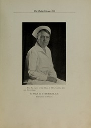 Page 9, 1933 Edition, Hahnemann Hospital School of Nursing - Hahnoscope Yearbook (Philadelphia, PA) online yearbook collection