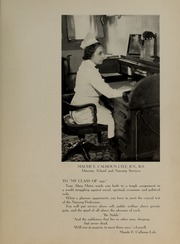 Page 11, 1941 Edition, Hahnemann Hospital School of Nursing - Hahnoscope Yearbook (Philadelphia, PA) online yearbook collection