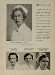 Page 12, 1941 Edition, Hahnemann Hospital School of Nursing - Hahnoscope Yearbook (Philadelphia, PA) online yearbook collection