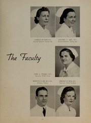 Page 13, 1941 Edition, Hahnemann Hospital School of Nursing - Hahnoscope Yearbook (Philadelphia, PA) online yearbook collection