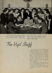 Page 16, 1941 Edition, Hahnemann Hospital School of Nursing - Hahnoscope Yearbook (Philadelphia, PA) online yearbook collection