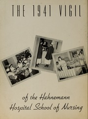 Page 6, 1941 Edition, Hahnemann Hospital School of Nursing - Hahnoscope Yearbook (Philadelphia, PA) online yearbook collection