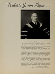 Page 8, 1941 Edition, Hahnemann Hospital School of Nursing - Hahnoscope Yearbook (Philadelphia, PA) online yearbook collection