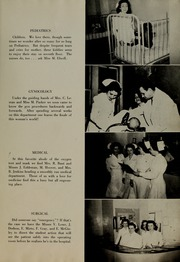 Page 17, 1945 Edition, Hahnemann Hospital School of Nursing - Hahnoscope Yearbook (Philadelphia, PA) online yearbook collection