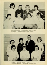 Page 11, 1962 Edition, Hahnemann Hospital School of Nursing - Hahnoscope Yearbook (Philadelphia, PA) online yearbook collection