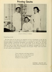 Page 12, 1962 Edition, Hahnemann Hospital School of Nursing - Hahnoscope Yearbook (Philadelphia, PA) online yearbook collection