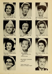 Page 15, 1966 Edition, Hahnemann Hospital School of Nursing - Hahnoscope Yearbook (Philadelphia, PA) online yearbook collection